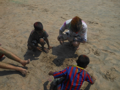 goa palolem india south backpacking adventure travel traveling travelling beach sun tourism tourist