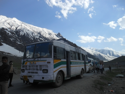 Leh to Manali Journey India via Kargil