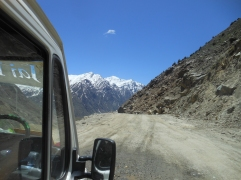 Journey from Leh to Manali, India, via Kargil