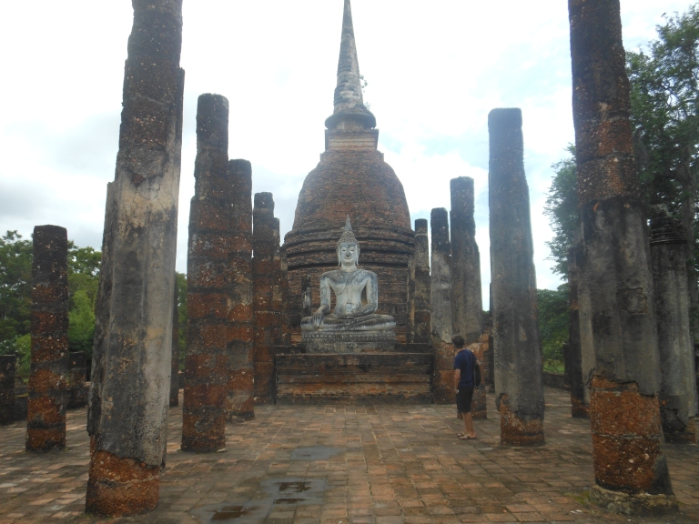 Sukhothai National Historical City Thailand
