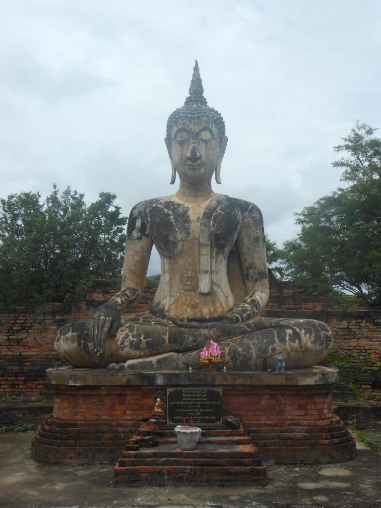 Sukhothai Buddha Thailand Historical City Park