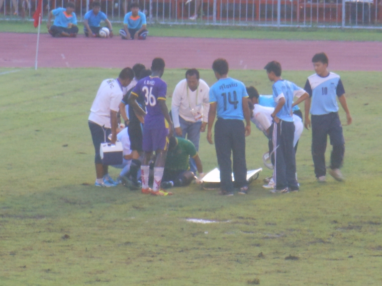 Sukhothai vs Tak Thailand Football