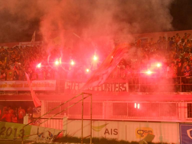 Sukhothai FC Thailand Football
