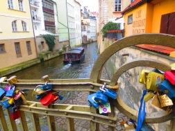 Interrailing: Prague