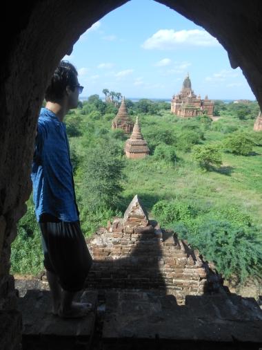 Bagan Pagan Plains Burma Myanmar Travelling Southeast Asia Traveling Backpacking South East
