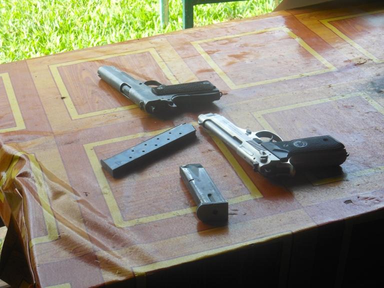 Shooting Range in Laos