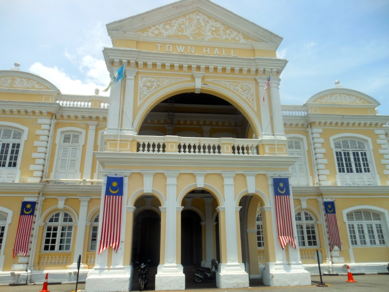 Malaysia Town Hall Malaysian Southeast Asia Travelling Traveling Georgetown Penang