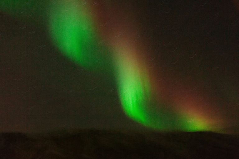 Northern Lights Aurora Borealis Arctic Norway Tromso