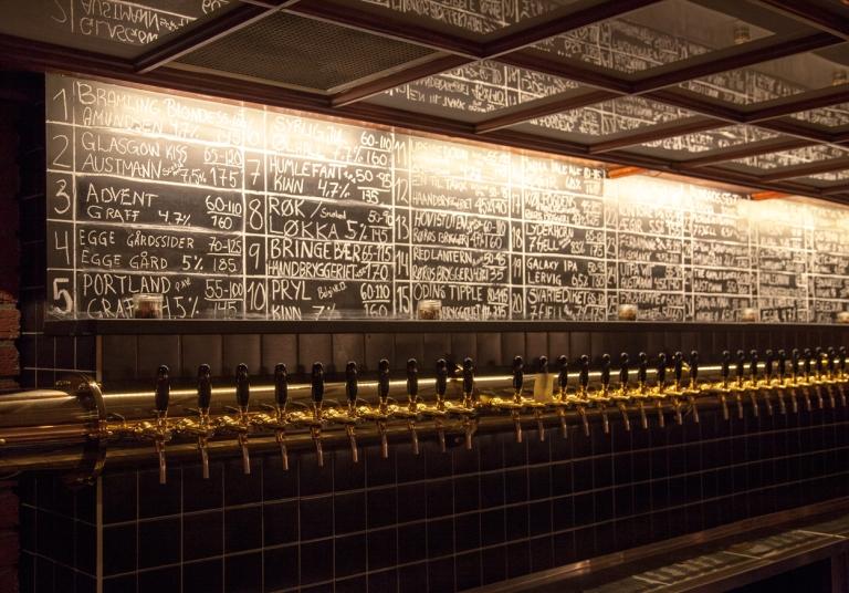ølhallen olhallen pub tromso norway