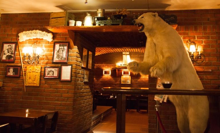 olhallen ølhallen tromso pub bar norway